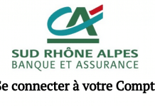 se connecter credit agricole sud rhone Alpes mes comptes